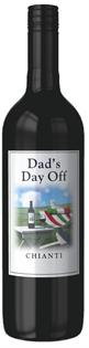 Dad's Day Off Chianti 750ml - Case of 12